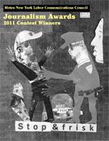 2012 Metro Journal cover