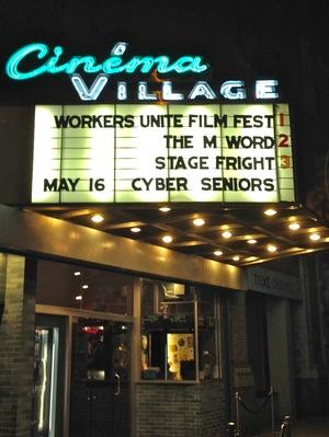 CineamVillage+MArquee2014