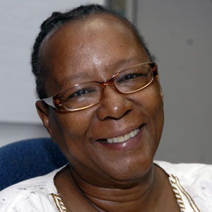 Bertha Lewis, former Chief Executive Officer and Chief Organizer of ACORN