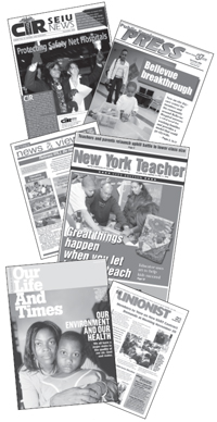 Labor Newspapers